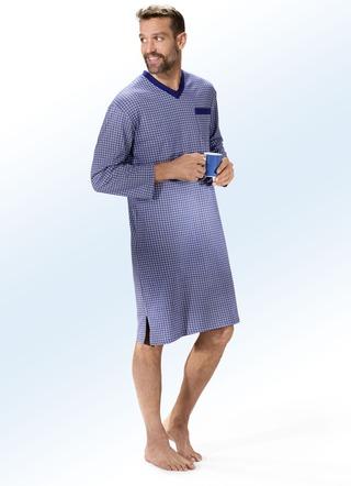 quality design 30b6a a49c9 Nachthemden für Herren: Nachtwäsche mit viel Bewegungsfreiheit