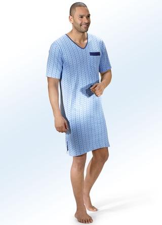 Outlet-Store die beste Einstellung seriöse Seite Nachthemden für Herren: Nachtwäsche mit viel Bewegungsfreiheit