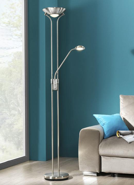 Lampen U0026 Leuchten   LED Stehleuchte Mit Lesearm, In Verschiedenen Farben,  In Farbe