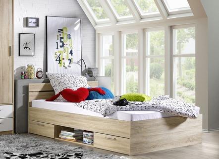 Bett in verschiedenen Ausführungen - Landhausmöbel | BADER