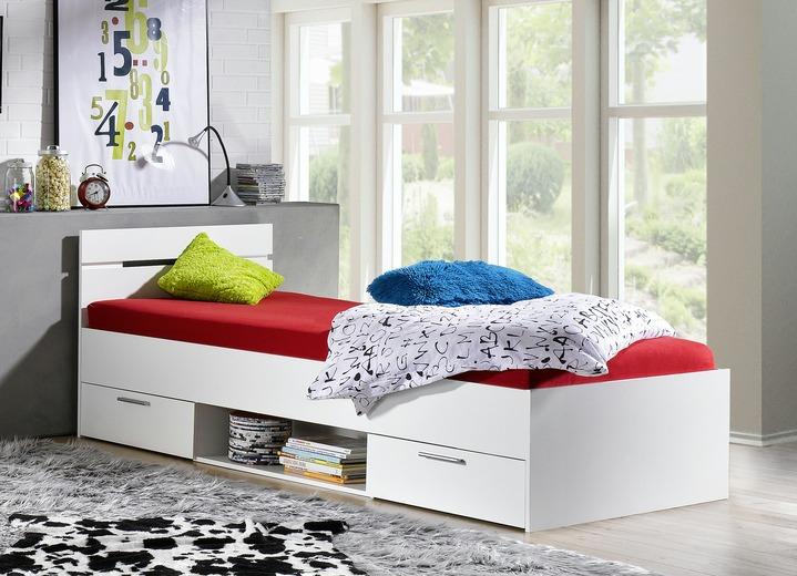 Komfortables Bett mit 2 Schubladen - Betten | BADER