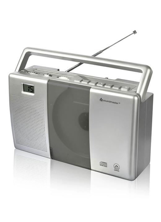 Soundmaster Rcd1180 Cd Kofferradio