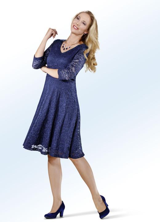 Atemberaubendes Kleid mit Satinbiesen - Kleider | BADER