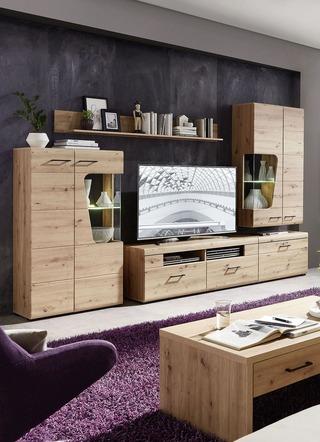 Anbauwand Fur Ihr Wohnzimmer Stilvoll Und Praktisch