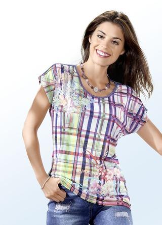 9aa1c0296c2bb0 Damen-T-Shirts: kombinationsstarke Shirts in der Kurzarm-Variante
