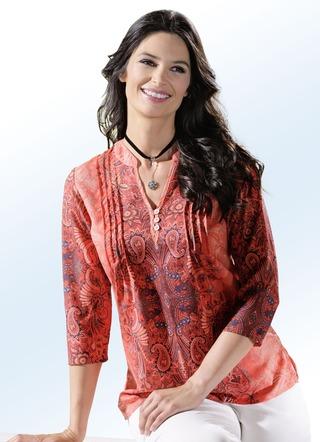 low priced 56318 81f62 Elegante Blusen und Tuniken – die gehören in Ihren ...