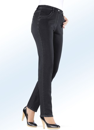 Figurformende Power-Stretch-Jeans