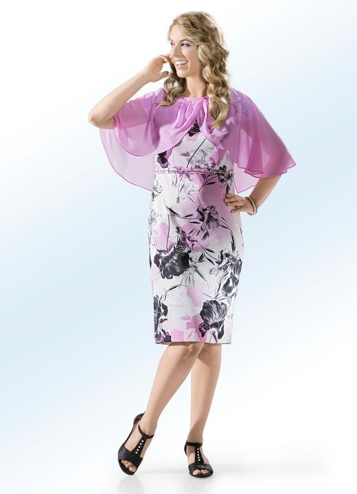 f558dd22285b2b Abendkleider - Party-Kleid mit Poncho , in Größe 036 bis 050, in Farbe