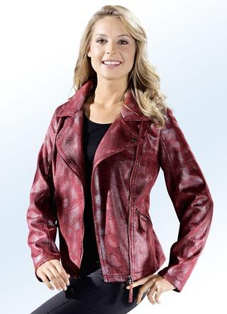 Lederimitatjacken und Kunstlederjacken für Damen - elegante Jacken ... b6ff6f1e5f