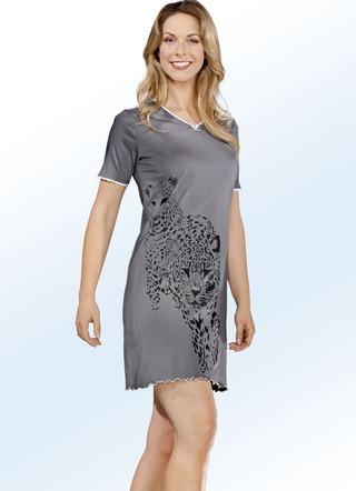 26798be1db5d07 Nachthemden Kurzarm - Nachtwäsche - Damenwäsche - Wäsche