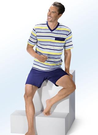 2a5de8534dc010 Nachtwäsche für Herren: Pyjamas, Shortys, Nachthemden und mehr