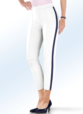 7/8-lange Soft-Stretch-Hose