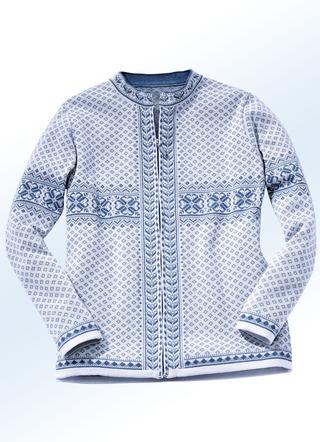 on sale 0d4ec 49851 Strickjacke Damen in blau versandkostenfrei online bestellen