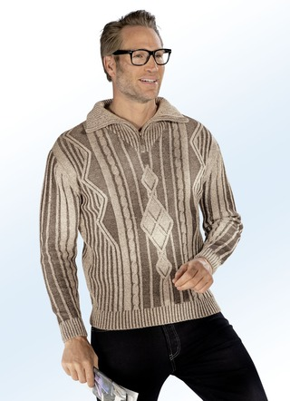new product d7498 ce642 Herren Pullover in großen Größen | Polopullover online