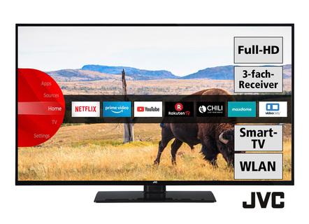 JVC Full HD LED Fernseher In Verschiedenen Grossen