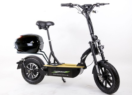 Elektro-Eco-Tourer aus der Didi Thurau Edition