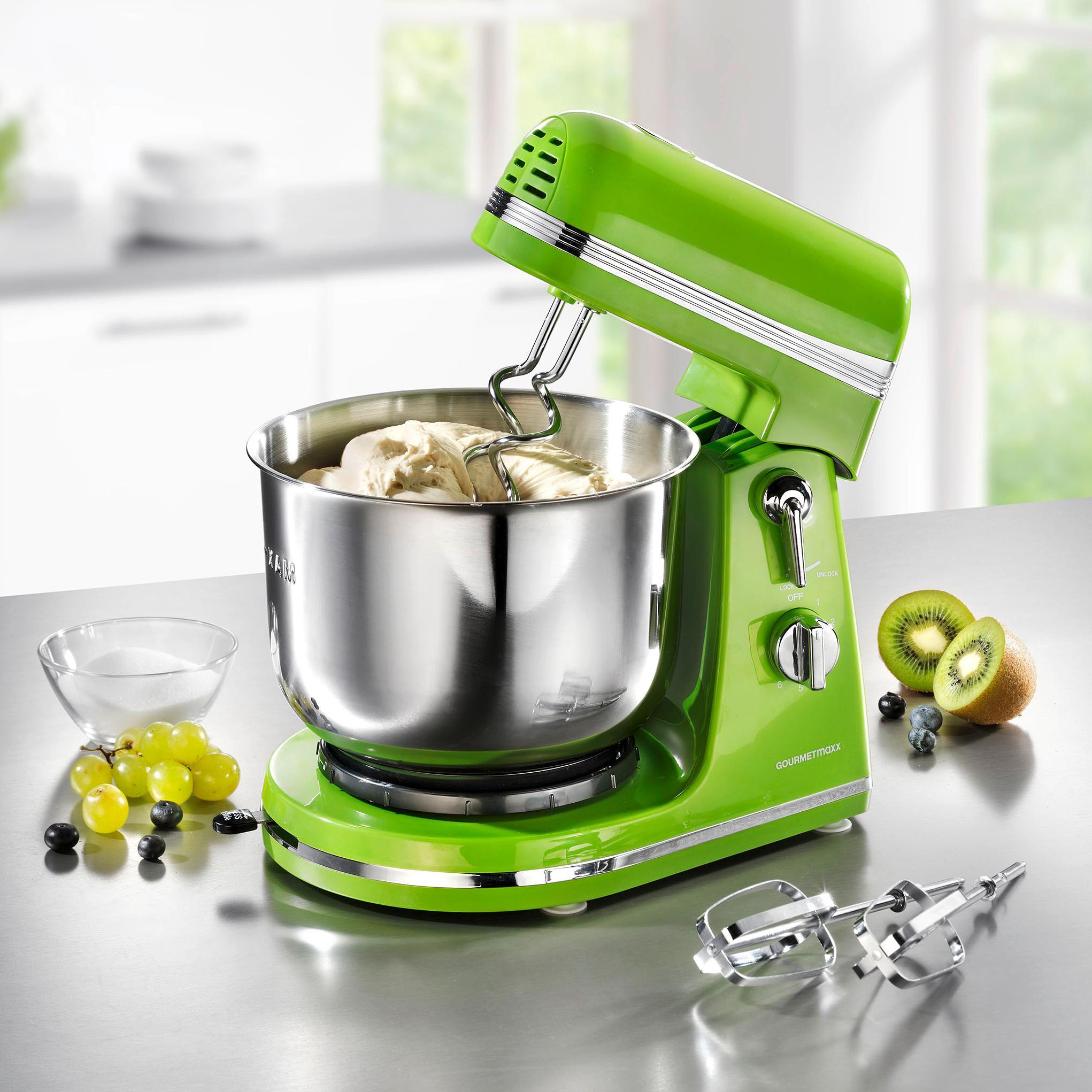 Kuchenmaschine In 6 Geschwindigkeitsstufen Elektrische Kuchengerate Bader