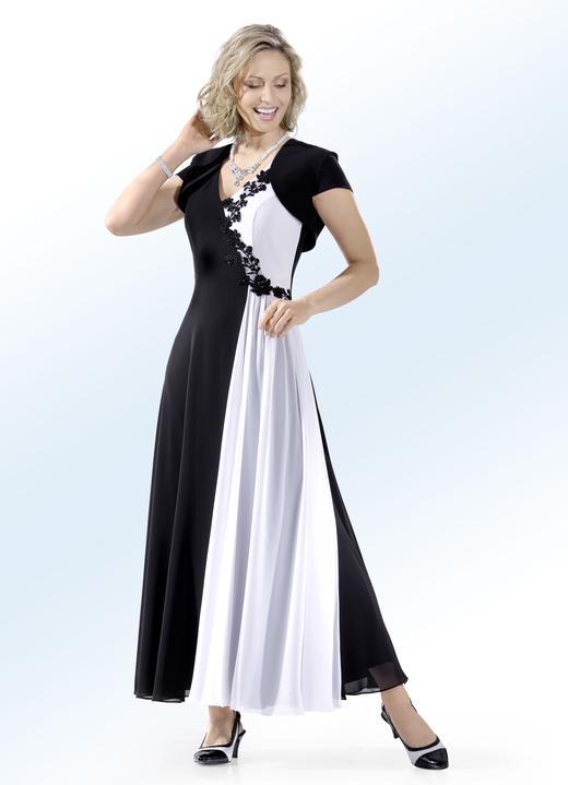 Party Kleid Mit Bolero Kleider Bader