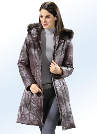 Lederimitatjacken und Kunstlederjacken für Damen elegante