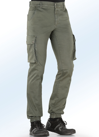 """Francesco Botti""-Jeans in 4 Farben"