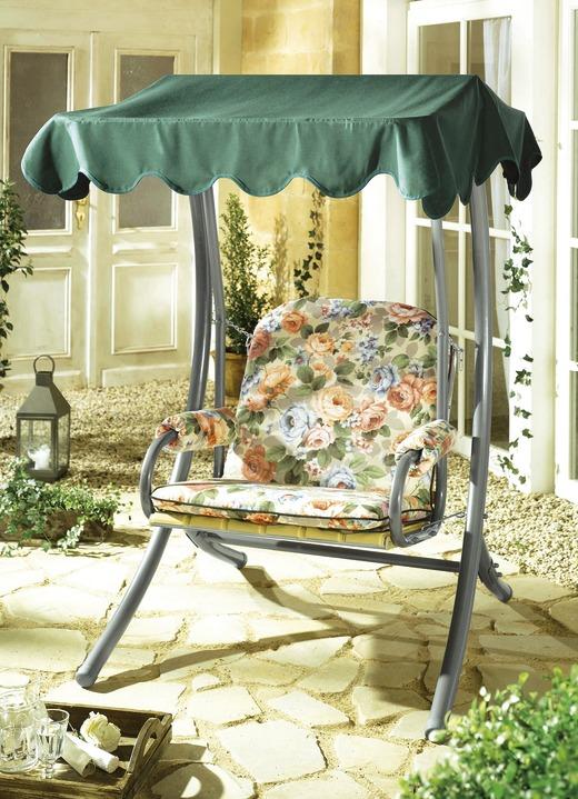 hollywood schaukel verschiedene ausf hrungen gartenm bel bader. Black Bedroom Furniture Sets. Home Design Ideas