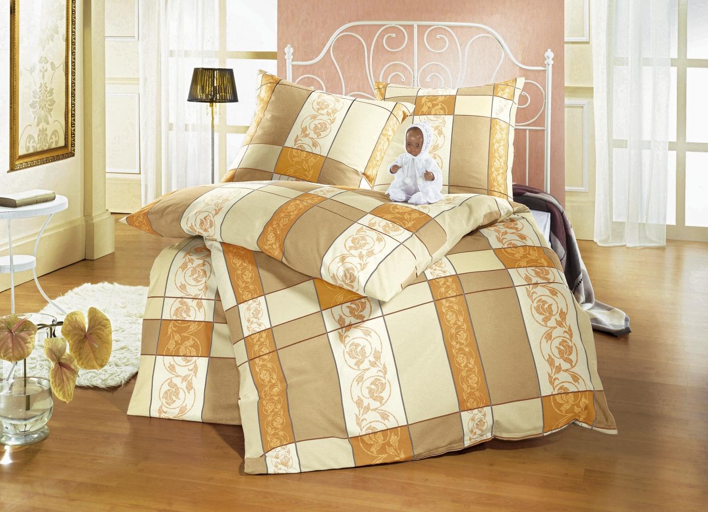 bierbaum bettw sche garnitur verschiedene farben und qualit ten farben bettw sche bader. Black Bedroom Furniture Sets. Home Design Ideas
