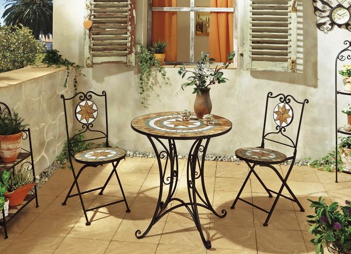 gartenm bel verschiedene ausf hrungen rosamunde produkte f r gartenfreunde bader. Black Bedroom Furniture Sets. Home Design Ideas