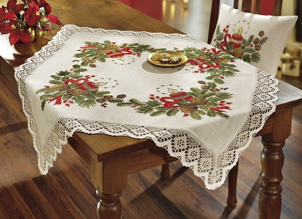 Tisch und raumdekoration in 2 ausf hrungen weihnachten - Bader weihnachten ...