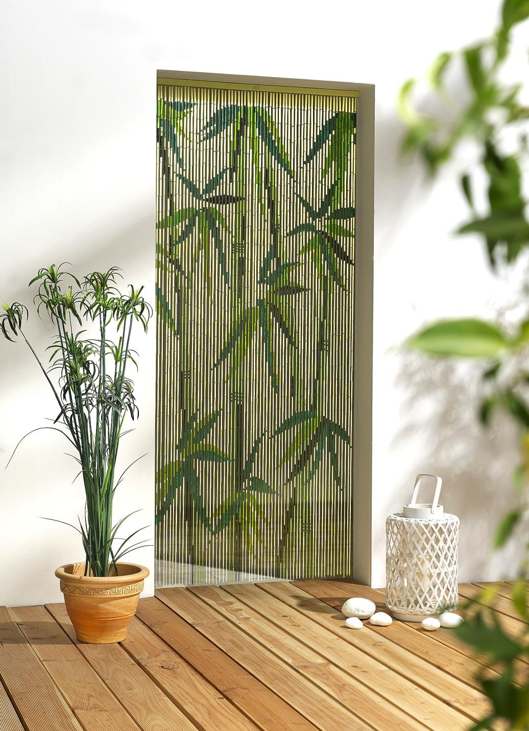 bambus vorhang bamboo sicht und sonnenschutz bader. Black Bedroom Furniture Sets. Home Design Ideas