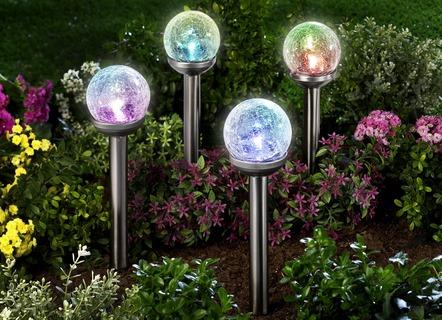 Solarleuchten Fur Den Garten Umweltfreundlicher Lichterzauber