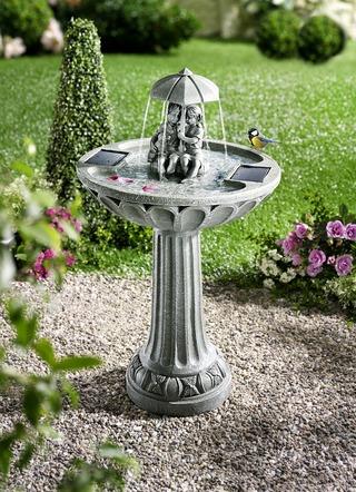 Solarfiguren Für Den Garten Stimmungsvolle Leuchtdeko Bei Bader