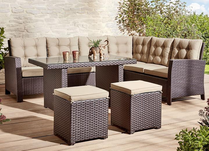 Dining Lounge Salerno In Verschiedenen Farben Gartenmöbel Bader
