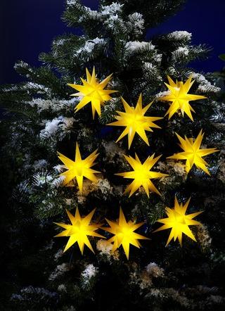 Solar Weihnachtsbeleuchtung.Tolle Weihnachtsdeko Fur Aussen Grosse Auswahl Bei Bader
