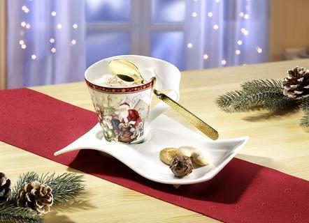 villeroy boch weihnachten deko aus porzellan online. Black Bedroom Furniture Sets. Home Design Ideas