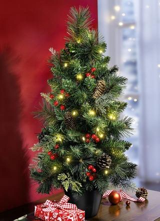 Kategorien for Beleuchteter tannenbaum