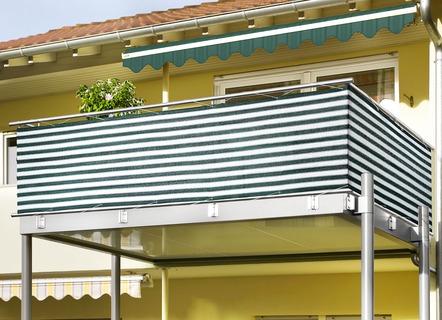 Sonnenschutz Fur Balkon Garten Und Terrasse Im Bader Onlineshop