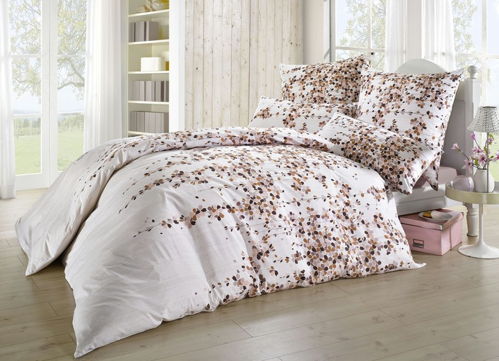 Bettwäsche-Garnitur mit Reißverschluss - Bettwäsche | BADER