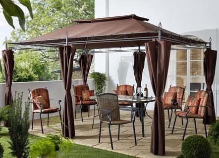 Häufig Pavillon wind und wetterfest für den Garten online kaufen GI72