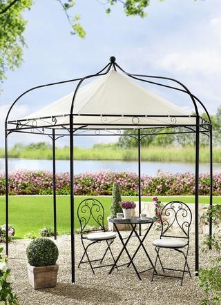 Favorit Pavillon wind und wetterfest für den Garten online kaufen TF27