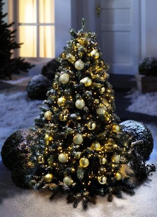 Tolle Weihnachtsdeko für außen   Große Auswahl bei BADER