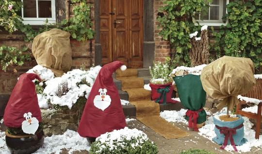 Ihr winterfester Garten - lesen Sie 7 Tipps