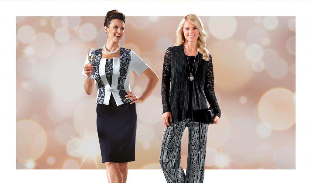 Weihnachten und Mode – festliche Mode für Weihnachten und Silvester ...
