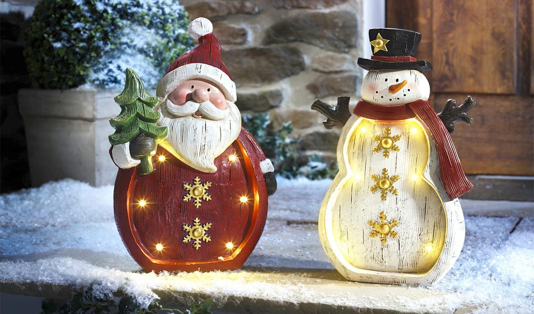 Mein winter wunderland welcher weihnachtsdeko typ sind sie bader magazin - Bader weihnachtsdeko ...