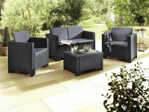 Lounge-Set - Freiluftparadies