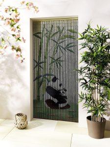Bambusvorhang
