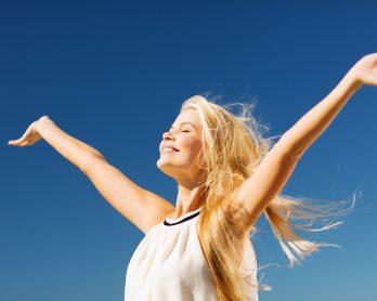 Sieben einfache Tipps zum Glücklichsein und glücklich bleiben