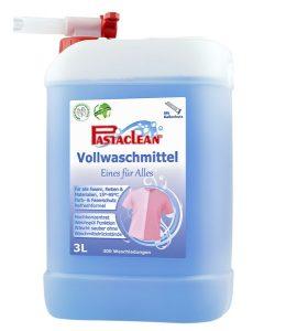 Vollwaschmittel für alle Materialien wie Baumwolle, Polyester, Leinen, Mikrofaser uvm. - Natürliche Materialien Kleidung
