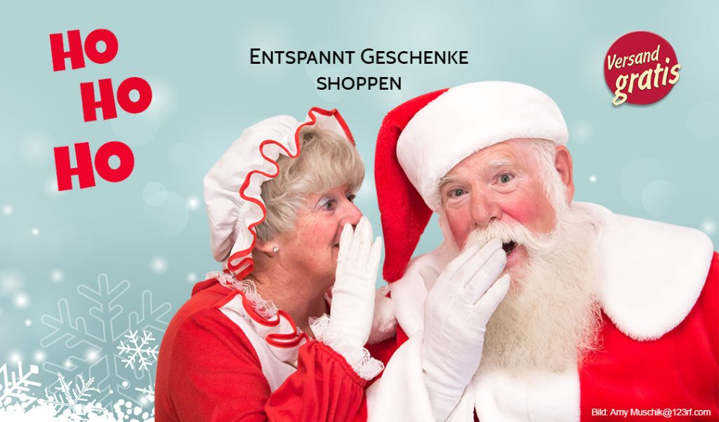 Entspannt Weihnachtsgeschenke shoppen – BADER bringt\'s - Bader Magazin