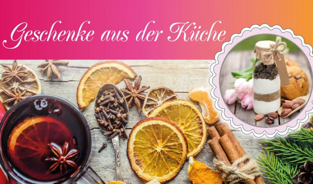 Geschenkideen aus der Küche mit schmackhaften Rezepten - Bader Magazin