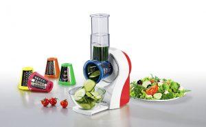 Gemüseschneider, Saftpresse und Sorbet-Maker in einem Gerät - Die Top Anti-Aging Lebensmittel